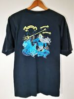 Vintage U.S NAVY SEAL Naval Special Operations T Shirt Military Double Sided XL