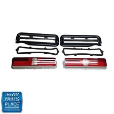 1969 Pontiac GTO Tail Lamp Lens And Bezel Kit