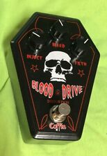 Coffin BDFX-01 Blood Drive Distortion-NM Condition w/Box and Manual-Made in USA
