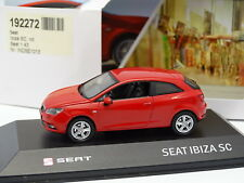J Collection 1/43 - Seat Ibiza SC Rojo