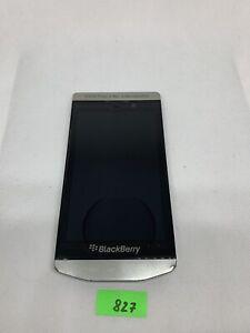 Blackberry Porsche Design P'9982 P 9982 Silver (Unlocked)