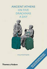Ancient Athens on Five Drachmas Day-ExLibrary