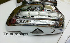 CHROME MIRROR COVER WITH WELCOME LAMP FOR TOYOTA HILUX VIGO,FORTUNER YEAR2004-10
