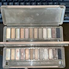 Urban Decay Naked2 palettes