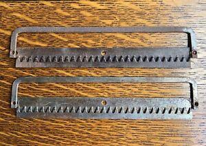 Original Macey Bookcase Tracks