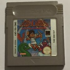 Royaume-Uni PAL ORIGINAL NINTENDO GAMEBOY GAME BOY GB Kid Icarus of myths and monsters