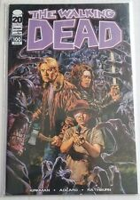 The WALKING DEAD #100 Sean PHILLIPS Cover DEATH Glenn IMAGE Comics