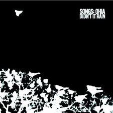 SONGS: OHIA : DIDN'T IT RAIN  (LP Vinyl + download code) sealed