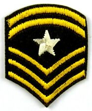 Applikation zum Aufbügeln Bügelbild 3-661 Military