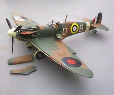 Corgi Aviation SPITFIRE Mk IIA, DOUGLAS BADER, Battle of Britain. AA33903. NEW