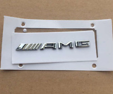 Chrome AMG Interior Dash Control Decal Badge Mercedes-Benz CLA200 CLA250 CLA45