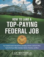 How to Land a Top-Paying Federal Job: Your Complet