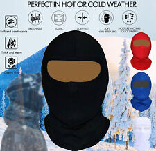 Outdoor Ski Motorcycle Cycling Balaclava 100% Cotton Full Face Mask Neck 4 color