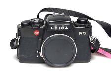 Leica R5 + DB2 Date Back Leica R