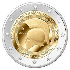 Griekenland  2020 - 2 euro - Thermopylae - UNC