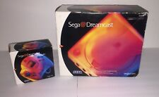 Vintage Sega Dreamcast White Console BRAND NEW With New Controller In Box