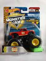 Hot Wheels Monster Jam: Radical Rescue 1:64 Scale Monster Truck - Epic Additions