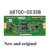 55E6200 Logic Board V15 UHD TM120 VER0.9 6870C-0535B Logic Board T-CON for LG