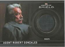 """Marvel Agents of Shield S2 - CC14 """"Agent Robert Gonzales"""" Costume Card #023/425"""