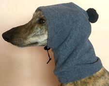 Whippet Pom Pom Hats/ Dog Snood