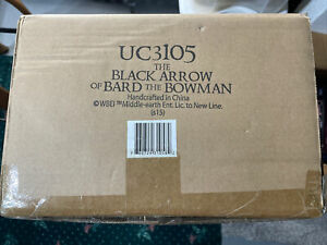 Lord of the Rings Hobbit UC3105 Black Arrow of Bard the Bowman United Cutlery