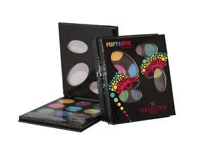12 x Collection Poptastic Eye Palette Eyeshadow sets   wholesale   Job Lot
