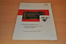 Selbststudienprogramm SSP 366 AUDI Infotainmentsysteme ´05 Bang & Olufsen