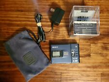 Sony Portable Mini Disc Recorder Mz-R30 Mega Bass Md Walkman from Japan