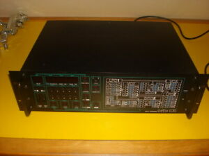 Crumar Bit ONE Rack Synth Vintage fresh from service for about 330euro