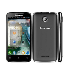Android Bluetooth Lenovo A390 3G Dual SIM 4GB ROM 5MP Wi-Fi GPS Mobile Phone 4in