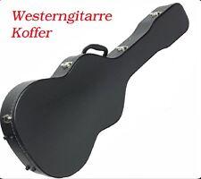 Gitarrenkoffer Softcase für Westerngitarre Koffer für Akustikgitarre Steinhoff