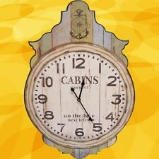Station Uhr mit Pendel die ganz besondere Welt Globus Uhr Form