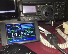 Original CatDisplay for Yaesu FT-897 FT-897D with new HUD option!
