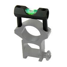 "Alloy Rifle Scope Laser Bubble Spirit Level for 25.4mm / 1"" Ring Mount Holder"