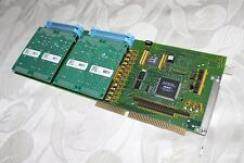 Systemation 5641B Mother Board & 4 pcs of Model 24 Module