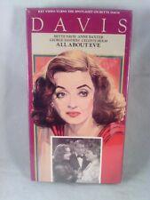 """All About Eve"" - Bette Davis, Anne Baxter, Celeste Holm - NEW! Factory sealed."