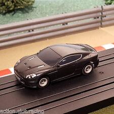 Micro Scalextric 1:64 Car - Aston Martin DBS James Bond - Dark Grey