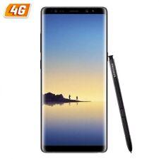 Móviles y smartphones negros Samsung, modelo Samsung Galaxy Note8