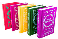 Charles Dickens 5 Books Young Adult Collection Hardback Gift Pack Box Set