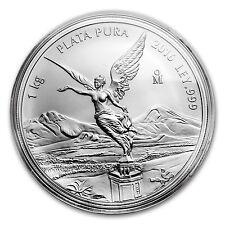 2016 Mexico 1 kilo Silver Libertad BU (In Capsule) - SKU #96170