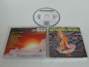 Faith No More / The Real Thing (London 828 154-2) CD