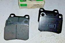 FSL1301-12 Months Warranty! Brand New Ferodo Rear Brake Pad