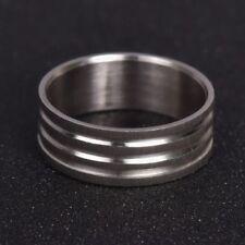 Modeschmuck-Ringe aus Edelstahl für besondere Anlässe 58 (18,4 mm Ø)