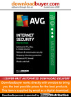 AVG Internet Security 2021 - 1 Device - 1 Year [Download]
