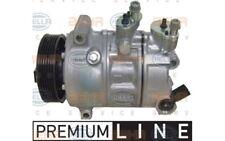 HELLA Compresor aire acondicionado 12V Para VW CADDY EOS 8FK 351 316-141