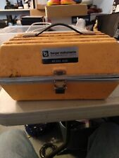 Berger Instruments Model 143B Surveying Level / Transit with Case