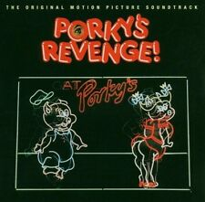 PORKY'S REVENGE (BOF) - BOF (CD)