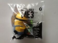 McDonalds #2 Despicable ME 3 ~ ROCKET RACER ~ Factory Sealed ~ FREE SHIPPING!