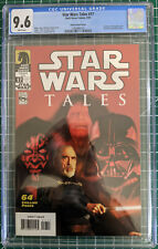 Star Wars Tales #17, CGC 9.6, Photo Cover, White Pages