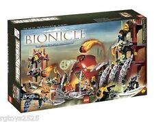 Lego Bionicles Battle of Metru Nui Set 8759 NEW 856 pieces Factory Sealed 2008